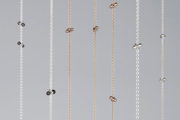 Katharina Schmid OneByOne 2015 Necklaces